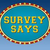 survey says 1